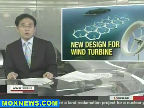 """magine: no more dirty coal power, no more mining deaths, no more nuclear disasters, no more polluted aquifers as a result of fracking.   Our entire society powered by the quiet """"woosh"""" of a wind turbine. Kyushu Universitys wind lens turbine is one"""